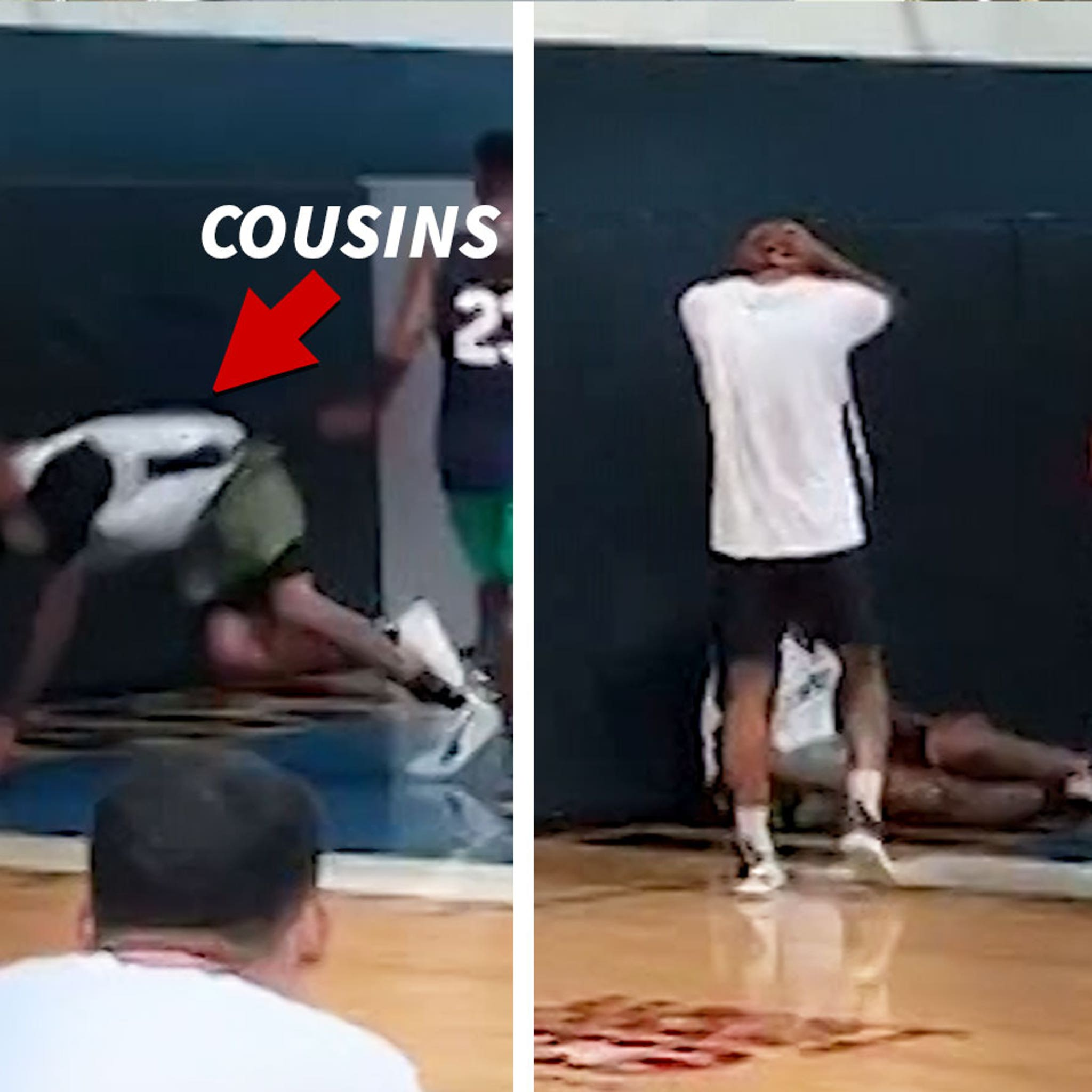 Video Shows DeMarcus Cousins' ACL Injury