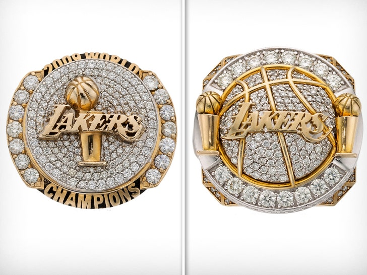 Lamar Odom S Pawned Nba Championship Rings Hit Auction Could Fetch 100k