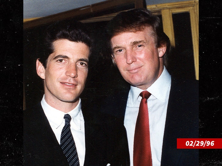 QAnon's JFK Jr. Conspiracy Theory Foiled, No Dallas Rally This Weekend