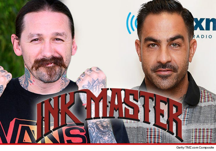 Ink Master Stars Sued They Said I Could Go Home And