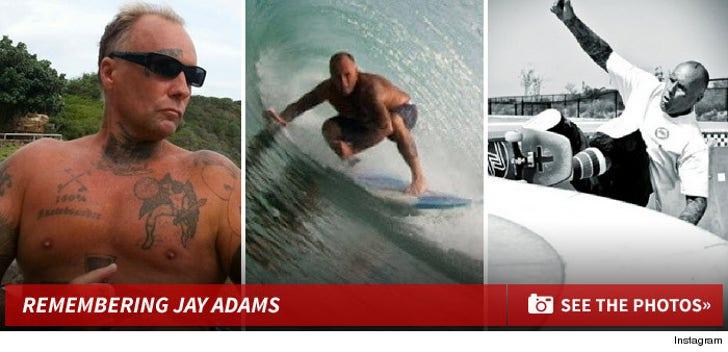 Remembering Jay Adams