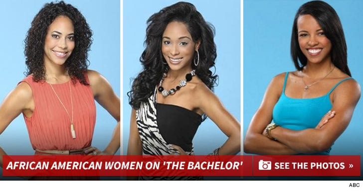 'The Bachelor' -- African American Contestants