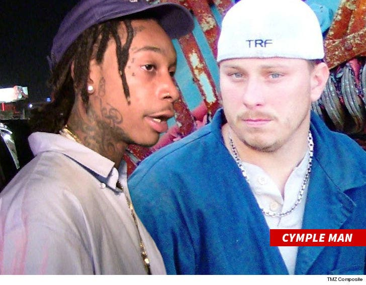 Wiz Khalifa Sued by Rapper for Allegedly Jacking 'Most of Us'