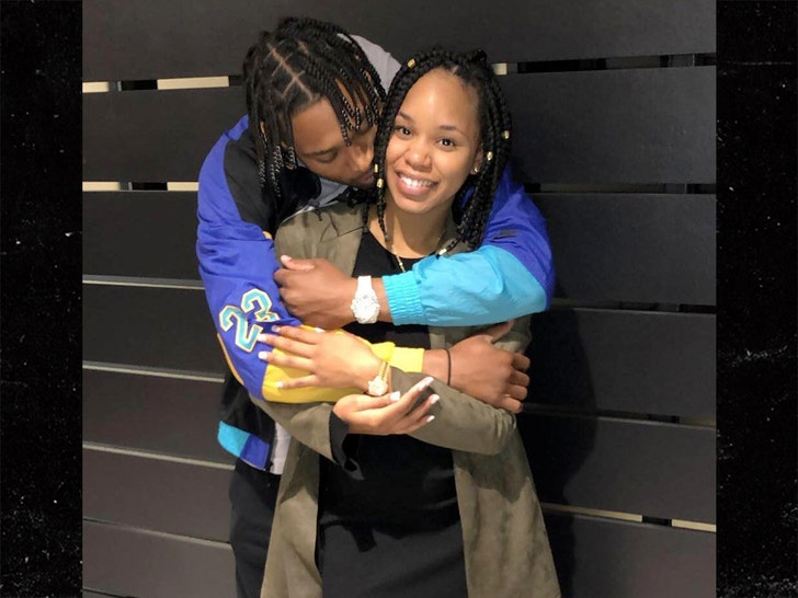 Jalen Ramsey Gets His Baby Mama A Birthday Rolex Icier
