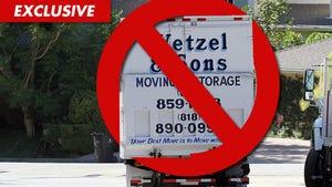 Ashton Kutcher & Demi Moore -- Moving Truck Story Is BS