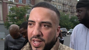 French Montana Hospitalized with Elevated Heart Rate and Stomach Pain