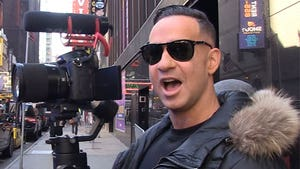 Mike 'The Situation' Sorrentino Says Chippendales Can't Afford Him