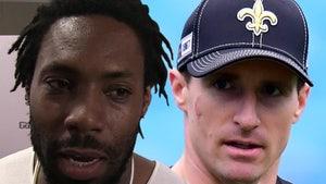 NFL's Antonio Cromartie Calls Drew Brees 'Stupid MF' Over Flag Comments
