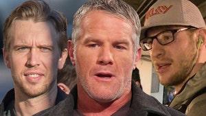 Brett Favre Says Eagles Screwed Up Wentz vs. Foles Decision, I Woulda Kept Nick!