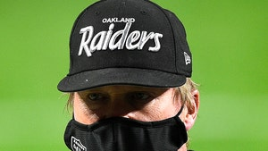 Jon Gruden Claims He Was 'Tricked' Into Wearing Wrong Hat, 'I Apologize'