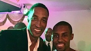 Scottie Pippen's Firstborn Son Antron Pippen Dies, 'I Love You Son'