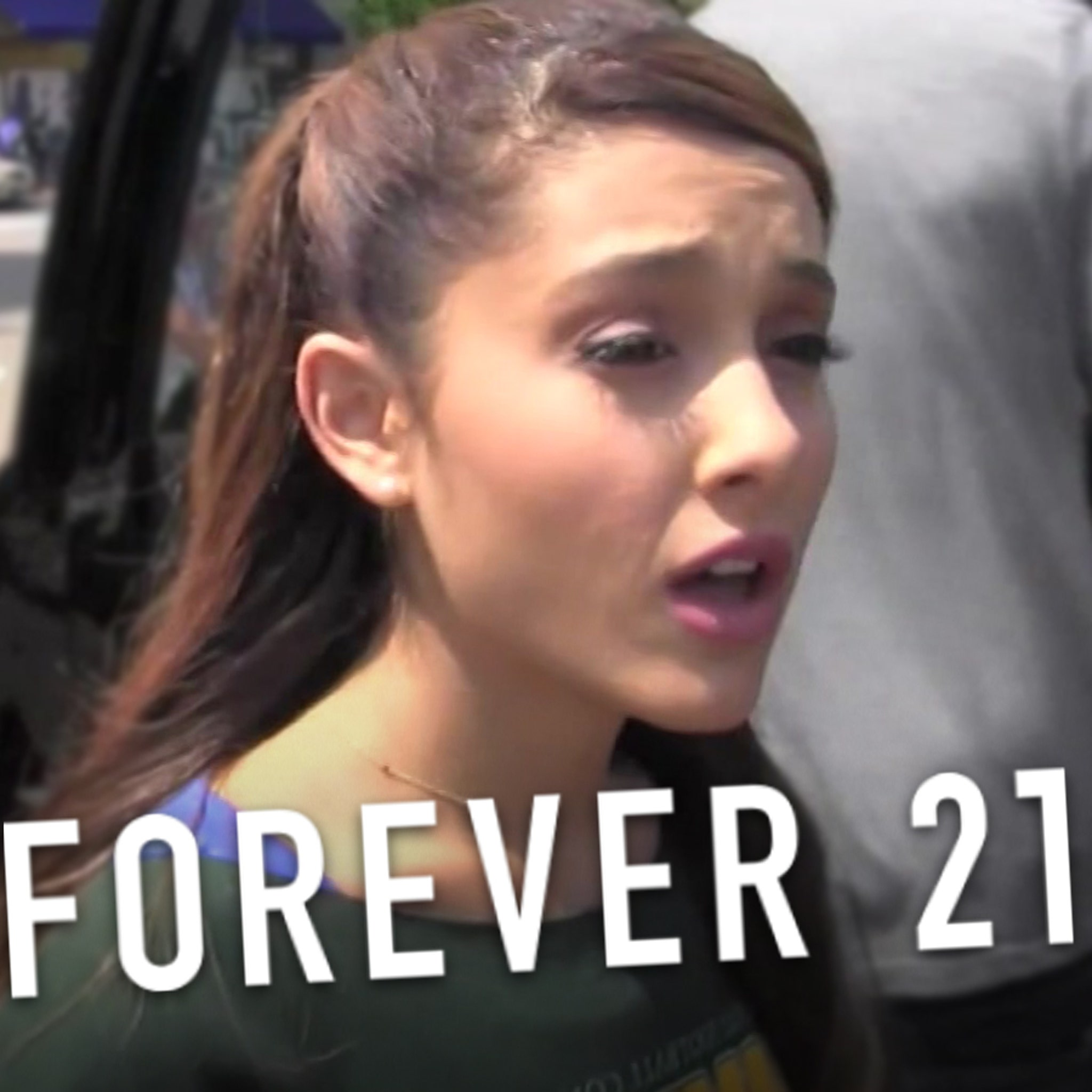 Ariana Grande Sues Forever 21 for Look-alike Ad Campaign