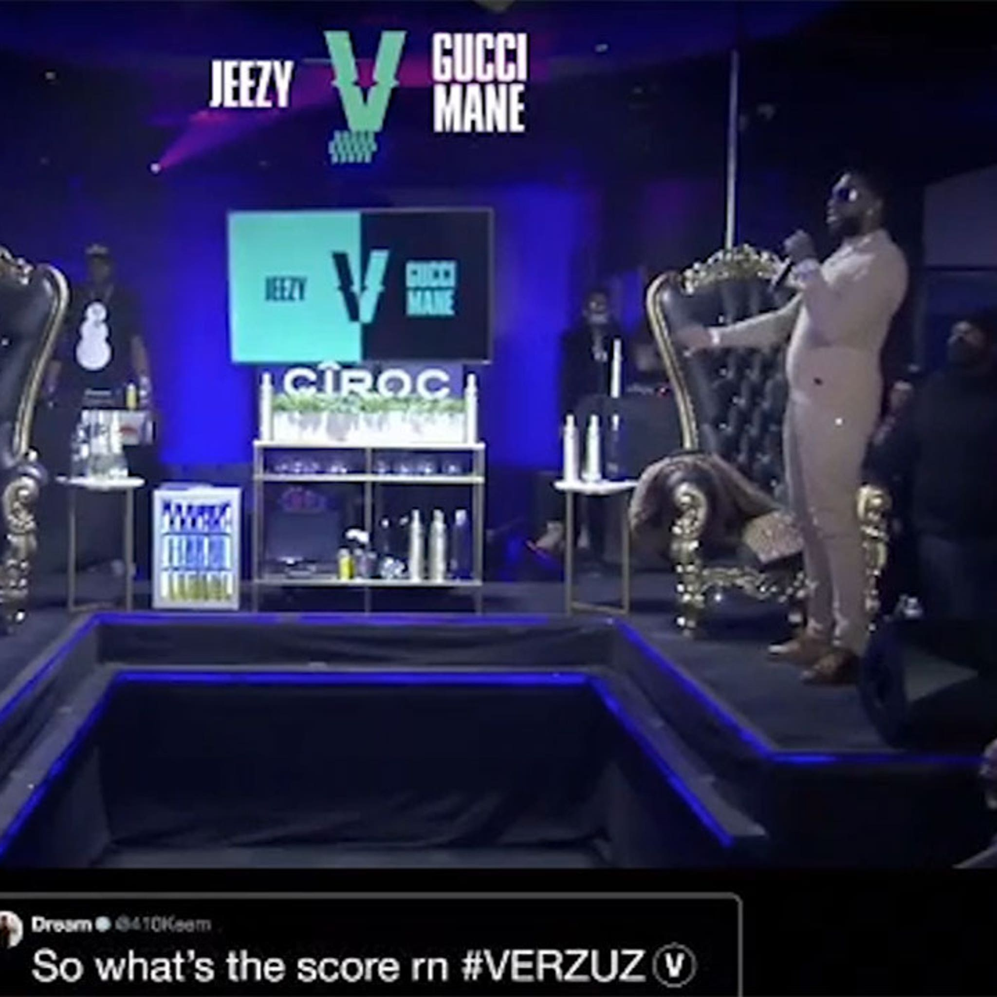 Jeezy Hopes Verzuz Battle Helps Hip-Hop ...