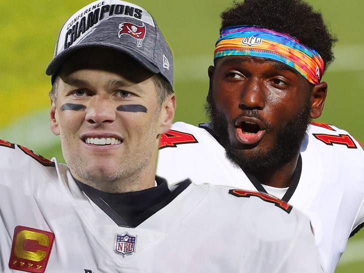 Tom Brady Almost Changed Jersey Number After Joining Bucs, #7 For ...