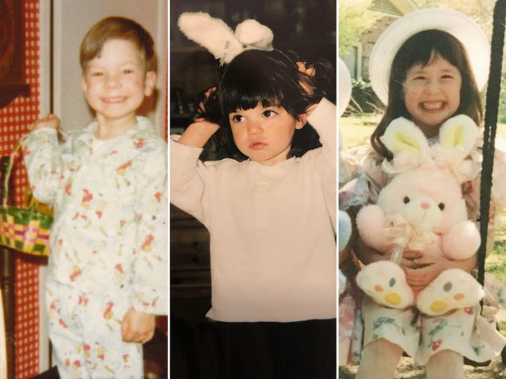 Guess Who These Cute Easter Kids Turned Into!