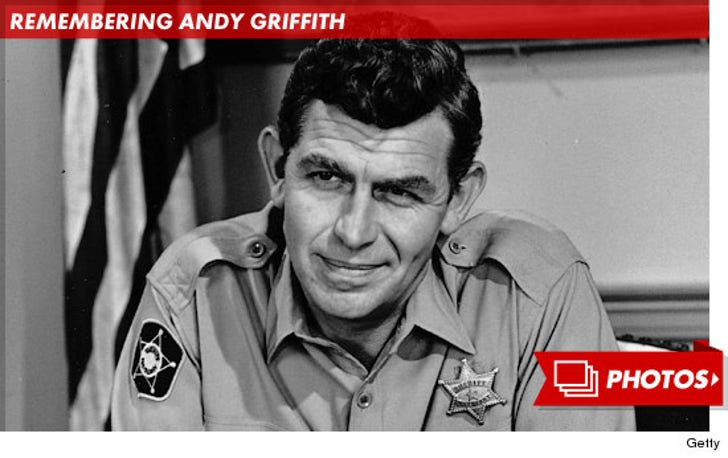Remembering Andy Griffith