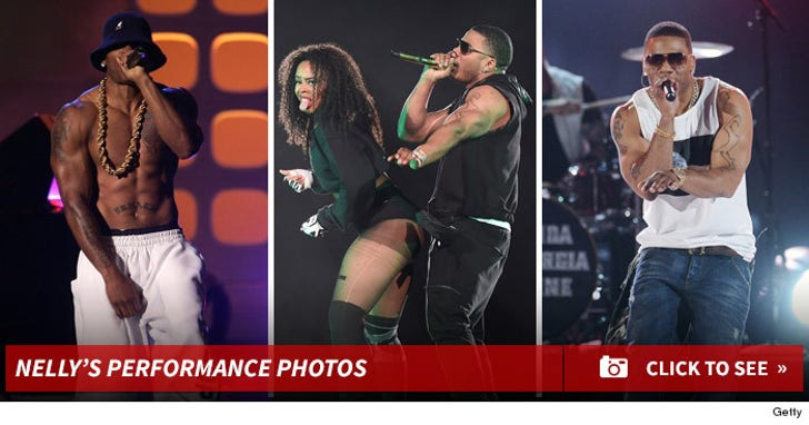 Nelly's Performance Photos