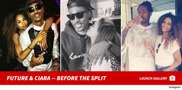 Future & Ciara Before the Breakup