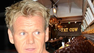 Gordon Ramsay's Fat Cow Restaurant Sued For Being Dairy Dairy Cheap