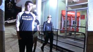 Amber Rose and Nick Simmons -- We're Just Friends ... WINK