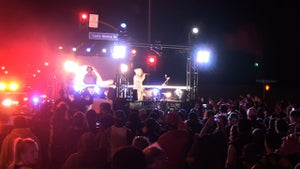 Kendrick Lamar Does Free Show ... On the Back of a Moving Truck! (VIDEO)