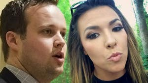 Josh Duggar -- Porn Star Sues ... You Roughed Me Up During Sex