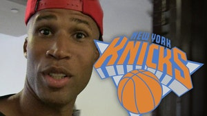NY Knicks Call BS On Richard Jefferson, We Never Offered You a Contract!