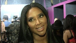 Kenya Moore Not Willing to Make Up with NeNe Leakes