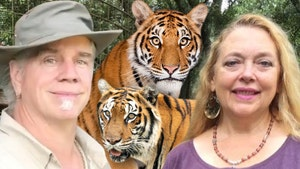 'Tiger King' Stars Explain How They're Guarding Animals Against Coronavirus