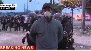 CNN Reporter Omar Jimenez Arrested in Minneapolis Live On Air