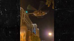 Army Helicopters Used to Disperse Peaceful Protesters at White House