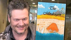 Blake Shelton's Tweet About a Mom's Book for Her Late Daughter Boosts Sales