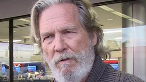Jeff Bridges Says He's Diagnosed With Lymphoma, Getting Treatment