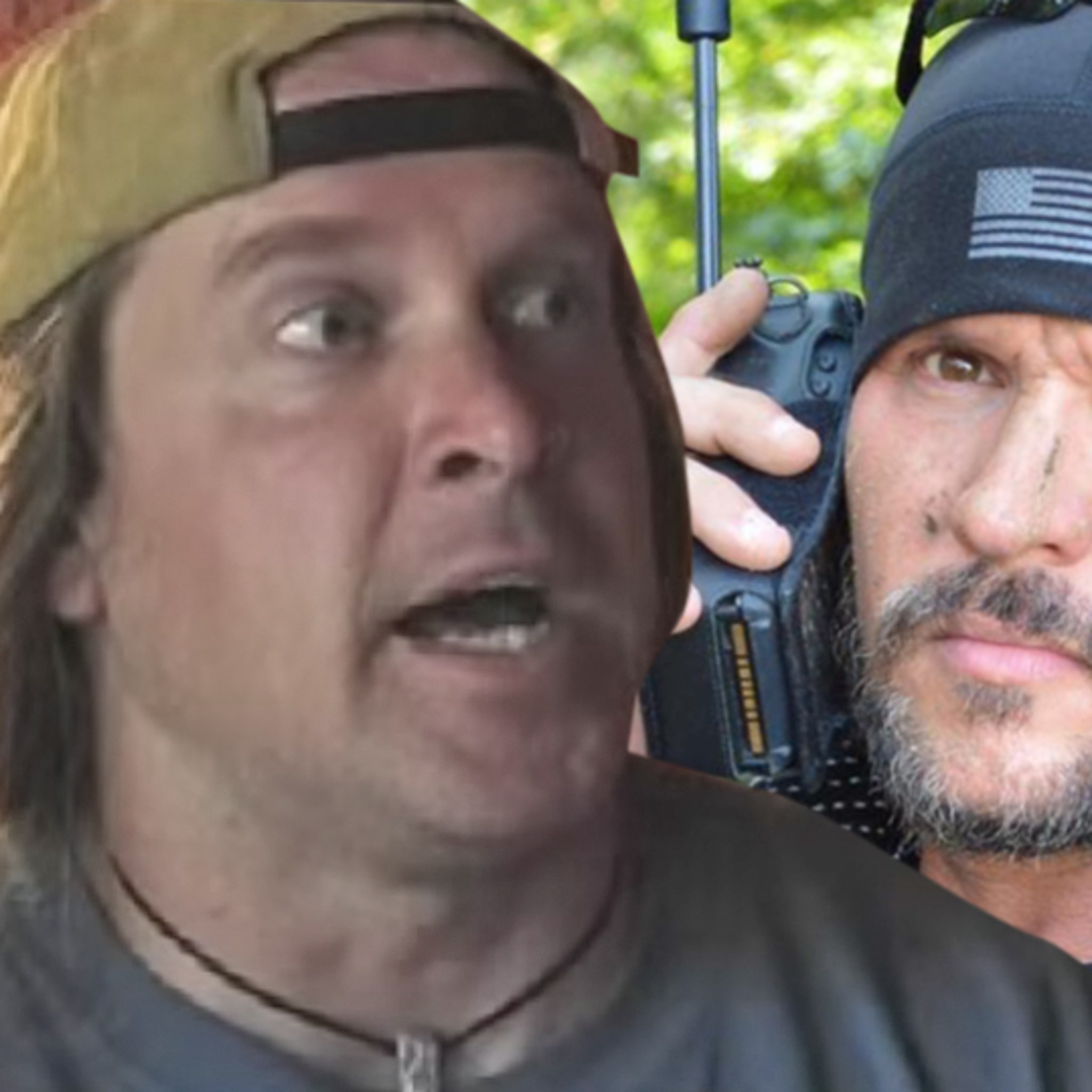 Ex 'Dual Survival' Host Sues: Discovery Paired Me With an
