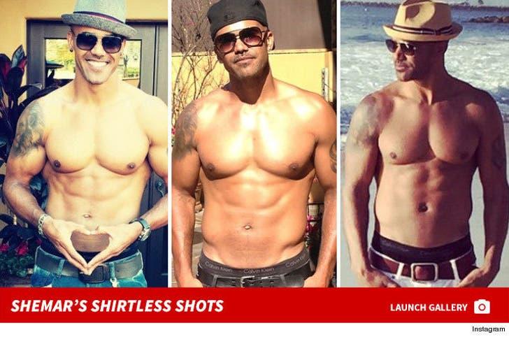 Shemar Moore's Hot Shots