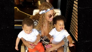 Beyonce Gives Fans First Good Look at Her Twins