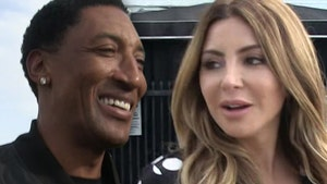 Larsa Pippen Defends Scottie's NBA Earnings, We're Not Broke!