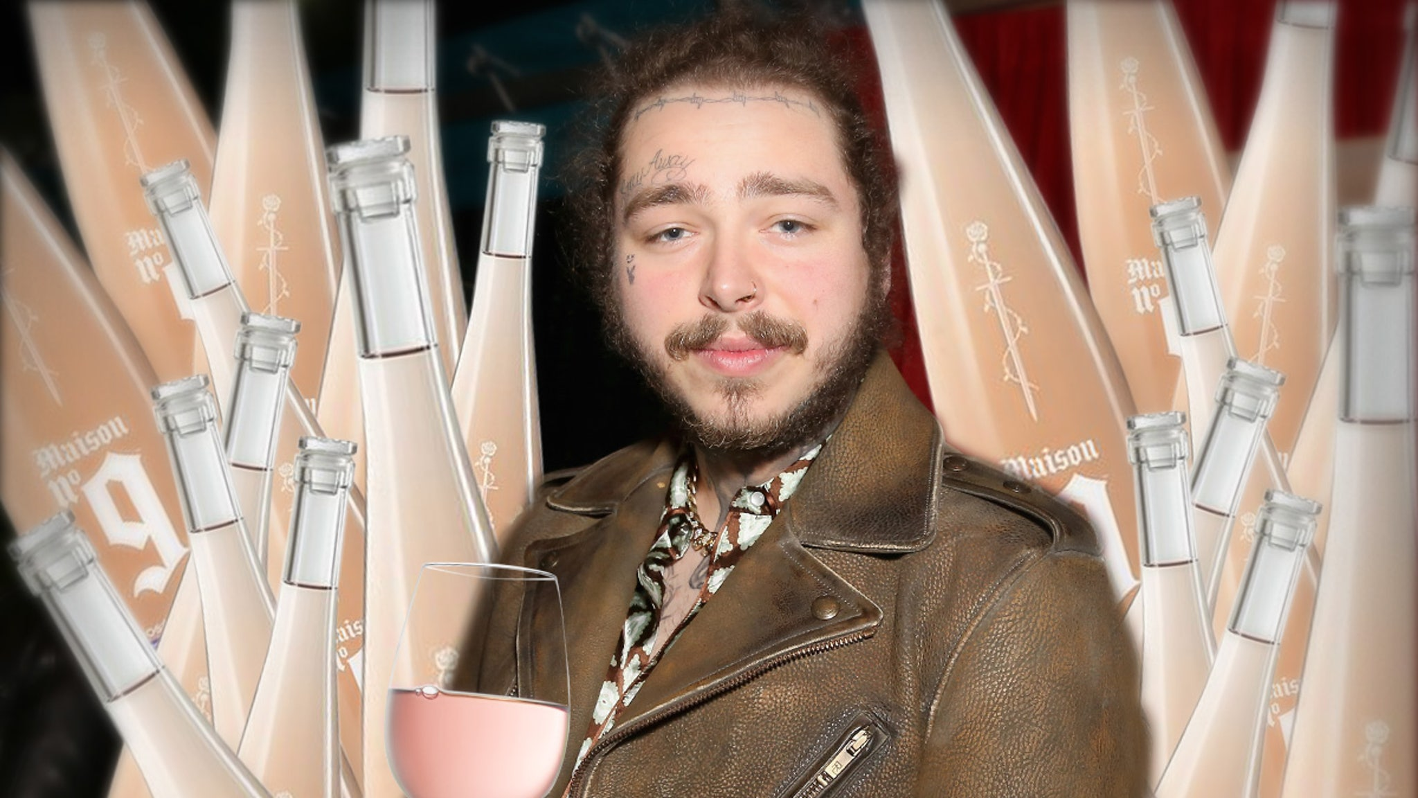 Post Malone S Wine Sells Out Immediately With 50 000