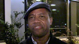 Cuba Gooding Jr. Sued for Allegedly Raping Woman in Hotel in 2013