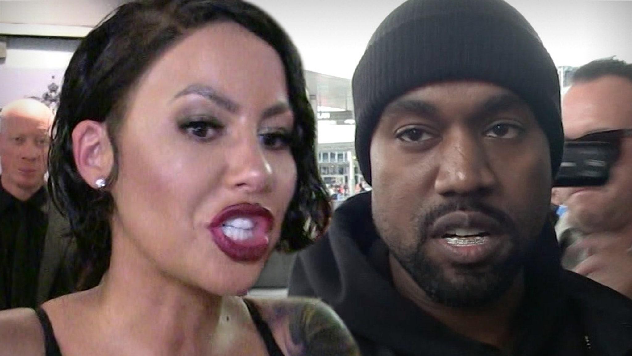 Amber Rose Slams Kanye West As a Narcissist Bully!!!