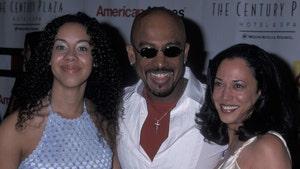 Kamala Harris Dated Talk Show Host Montel Williams in 2001