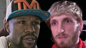 Floyd Mayweather vs. Logan Paul 'Good For Boxing' Says WBC President
