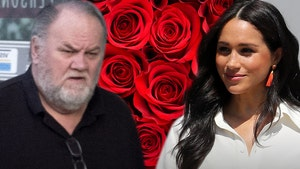 Meghan Markle's Dad Sends Flowers to Her for 40th Birthday