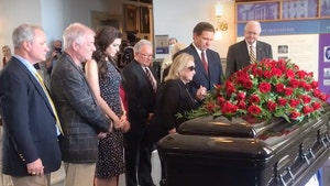 Florida State Legend Bobby Bowden's Memorial Services Begin At Florida State Capitol
