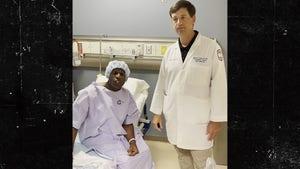 Deion Sanders Undergoes Surgery To Fix Gnarly Foot Injury