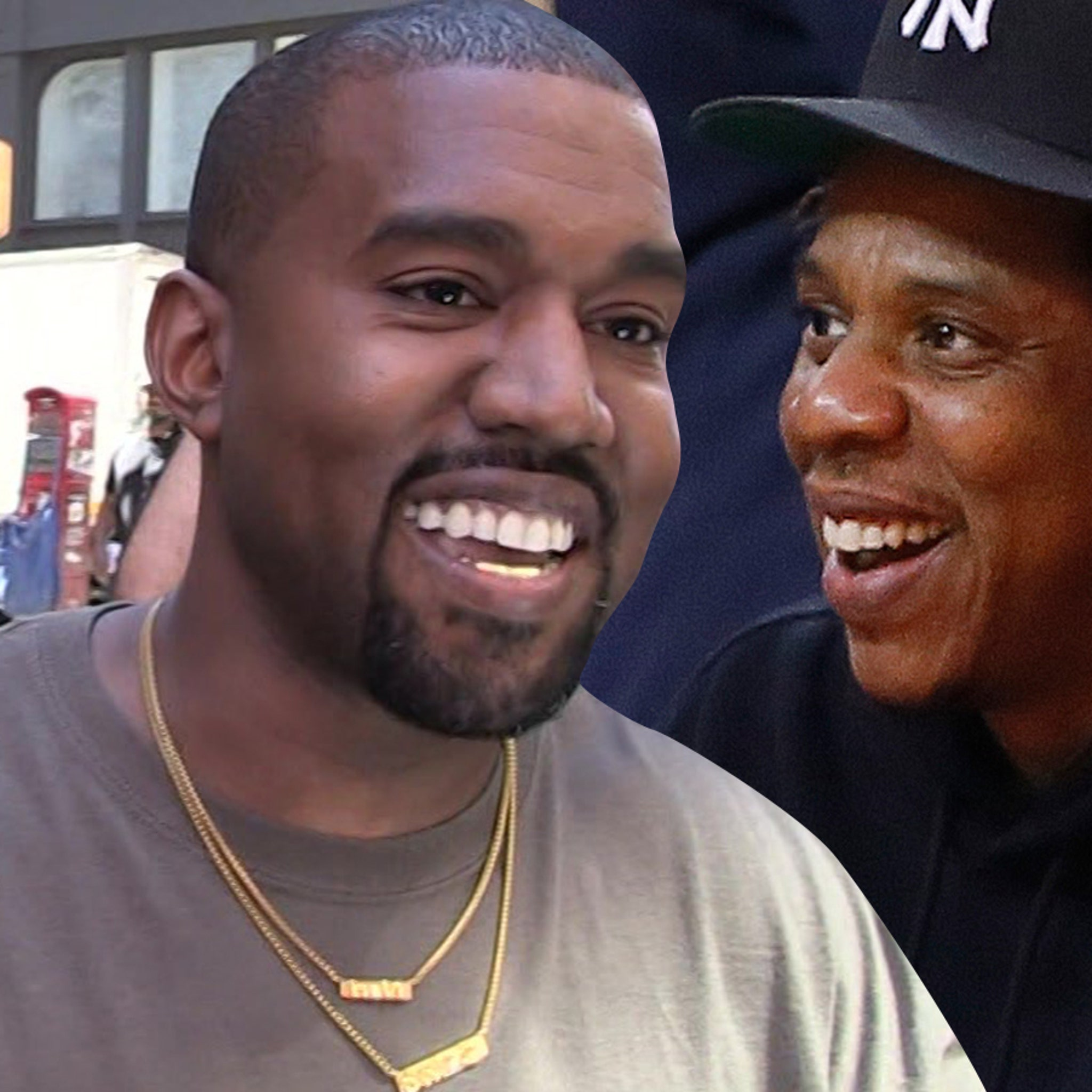 Kanye West and Jay-Z's Tidal Beef Settled, Already Back in Biz Together