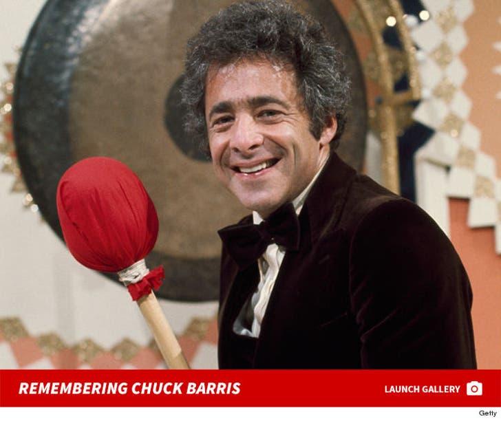 Remembering Chuck Barris
