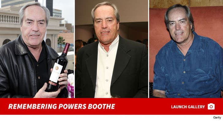 Remembering Powers Boothe