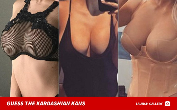 Guess the Kardashian Kans!