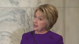 Hillary Clinton -- I Was Done In by 'Fake News' ... We Need to Fix the Internet! (VIDEO)